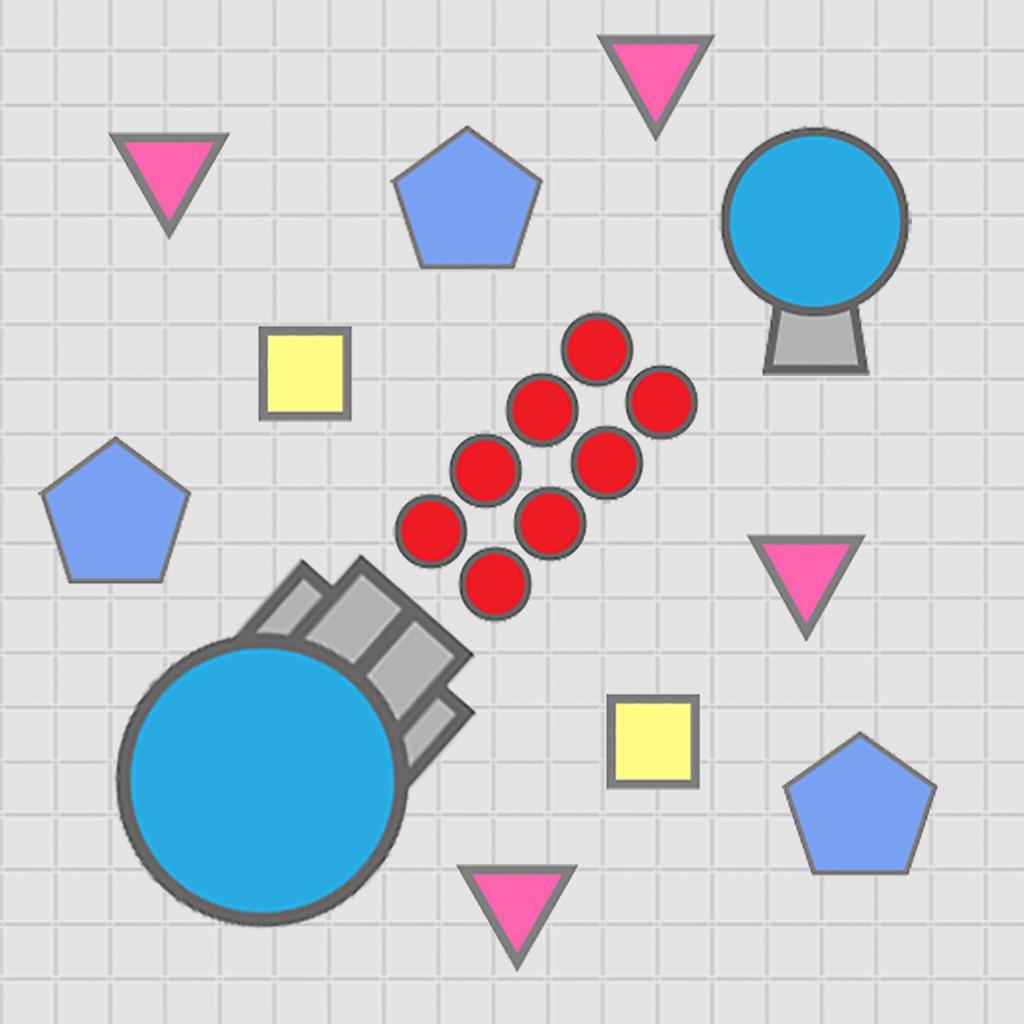 Army.io Geometry Tank Battles hack