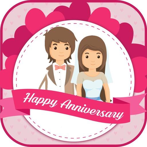 Marriage anniversary greetings card by madhuri barochiya marriage anniversary greetings card m4hsunfo