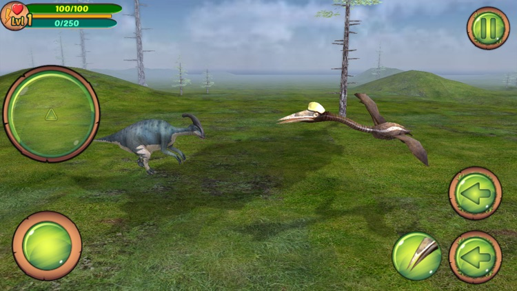 Pterosaur Flight Simulator 3D screenshot-3