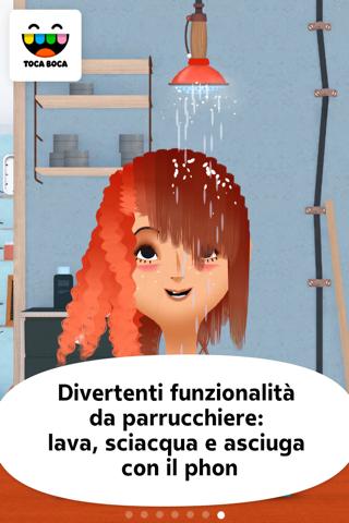 Toca Hair Salon 2 screenshot 3