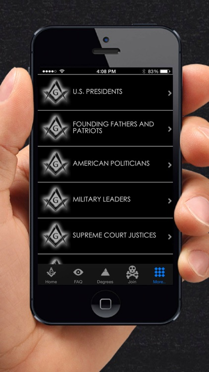 Freemason PRO screenshot-4