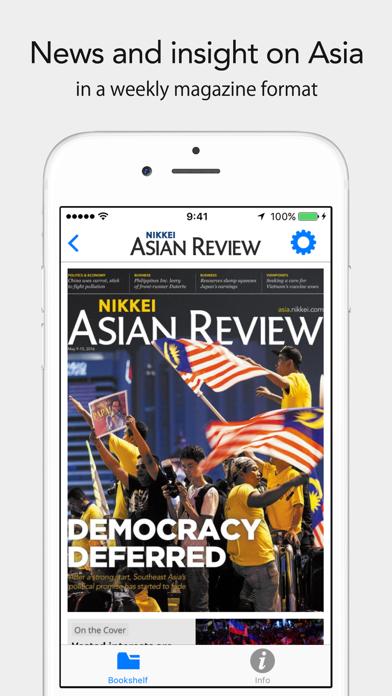 Nikkei Asian Review ScreenShot0