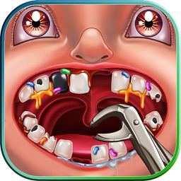 Dentist for Kids : treat patients in a Crazy Dentist clinic !