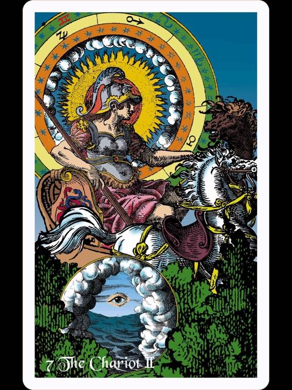 Holy Light Tarot-ipad-1