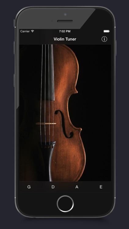 Violin Tuner - Simple