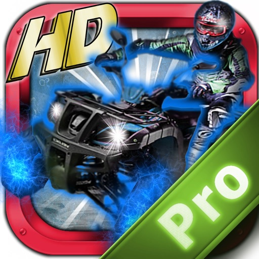 A Motorcycle ATVS Dark Pro - Stock Motorcycle Race icon