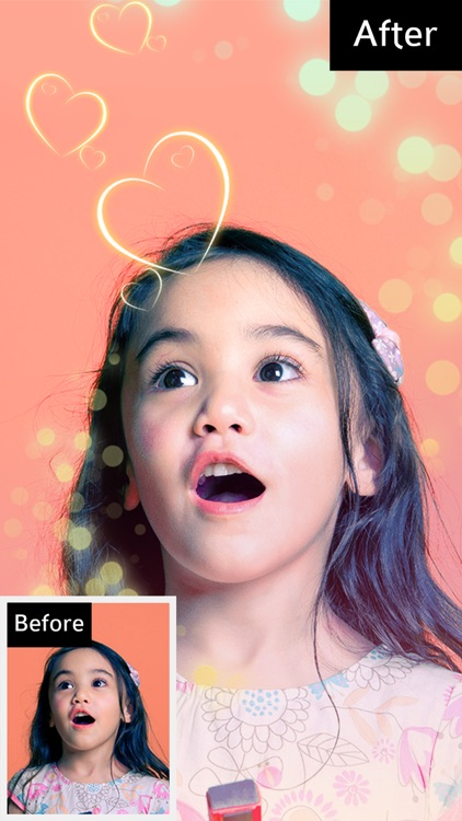 Bokeh Photo Editor – Colorful Light Camera Effects screenshot-1