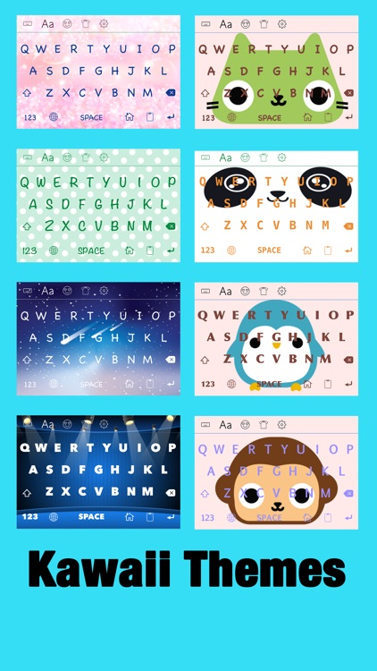 New Emoji 2 ∞ Emoji Keyboard with Kawaii Theme, emoticon and Symbol for iPhone screenshot-4