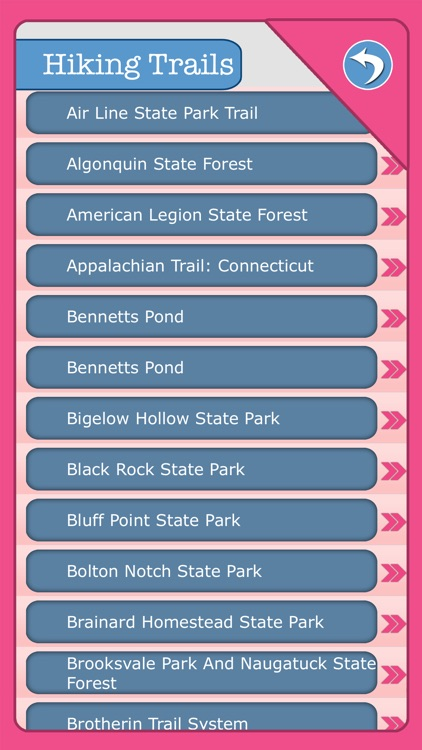 Connecticut State Campgrounds & National Parks screenshot-3