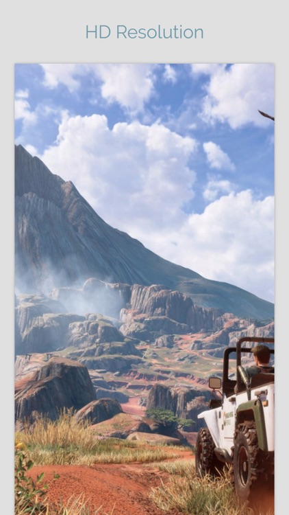 Wallpapers for Uncharted 4
