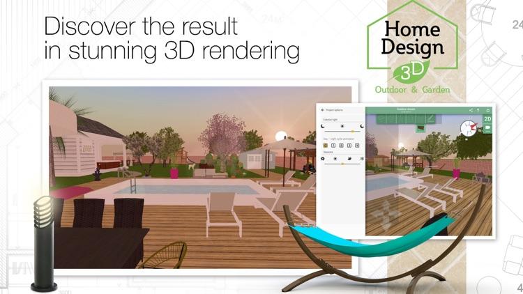 Home Design 3D Outdoor&Garden screenshot-4
