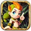 Temple Adventure Treasure Dasher Survival Run : Brave Rush Top Free Fun Game