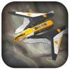 3D Air-Craft Galaxy Rocket - A Super-Hero Universe Twist Tunnel Fly