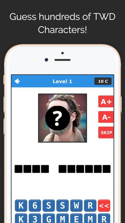 TWD Guess Quiz - Dead Trivia Fan Edition