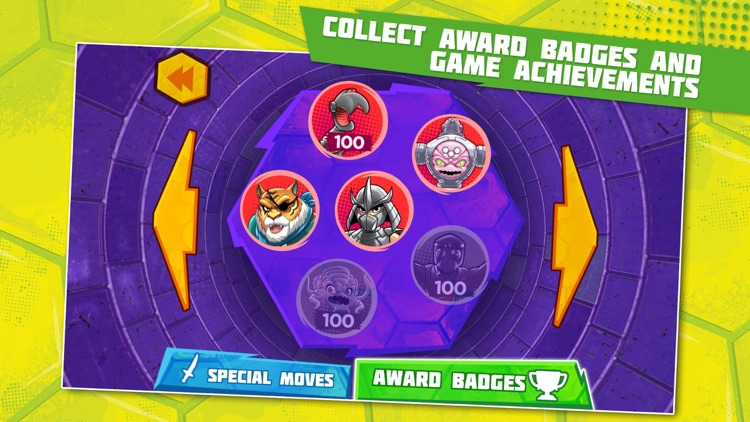 Teenage Mutant Ninja Turtles: Half-Shell Heroes screenshot-4