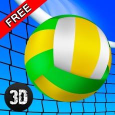 Activities of Girls Beach Volleyball Championship 3D