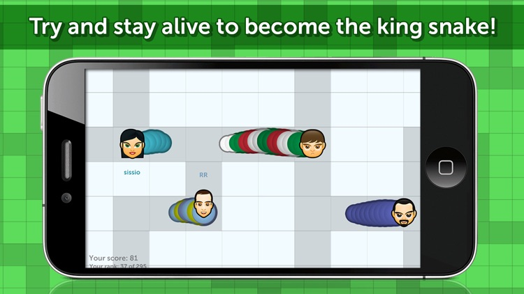 Maze.io - Snakes in a Maze!! screenshot-3