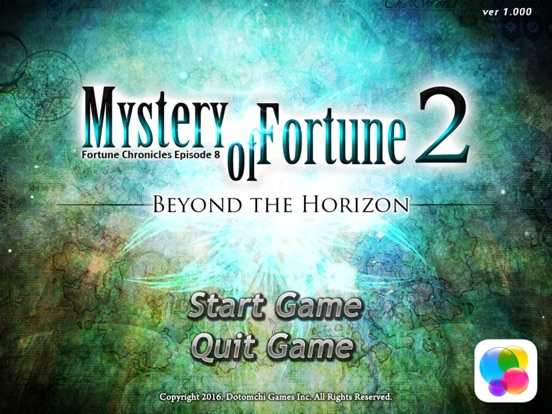 Mystery of Fortune 2 на iPad