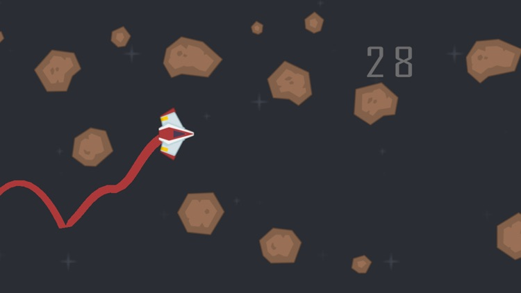 Flappy Ship screenshot-3