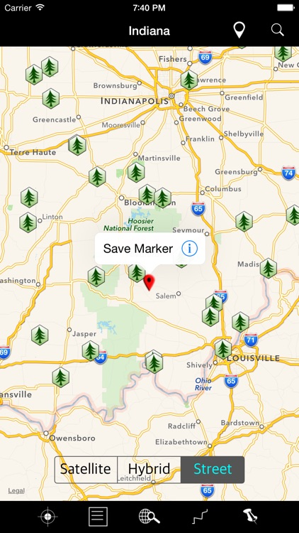 Indiana State Parks & Recreation Areas screenshot-4