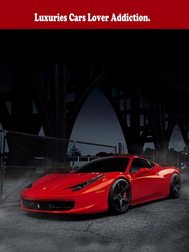Luxuries Cars HD Wallpapers on the App Store