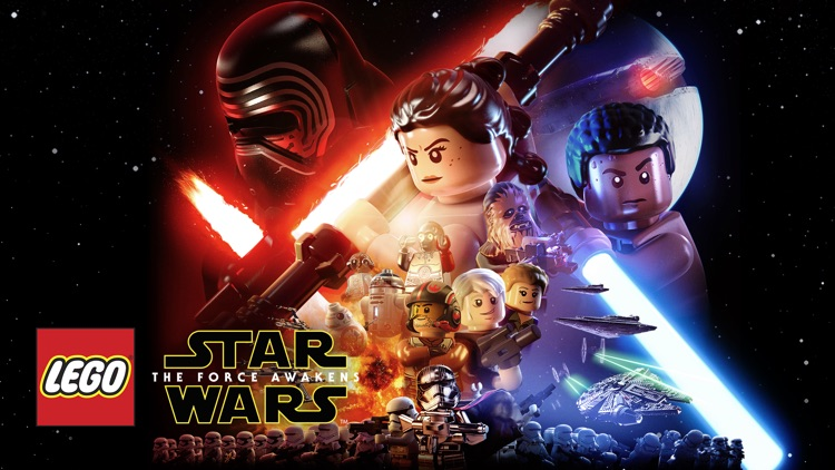 LEGO® Star Wars™: The Force Awakens screenshot-0