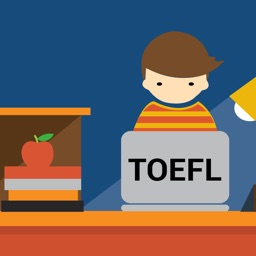 TOEFL Study Guide: Exam Prep Courses with Glossary