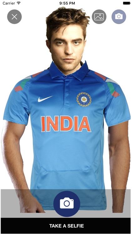 Cricket Photo Suit + Photo Fun