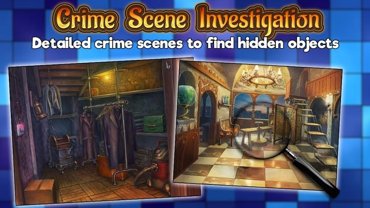 Hidden Crime Case Investigation screenshot-3