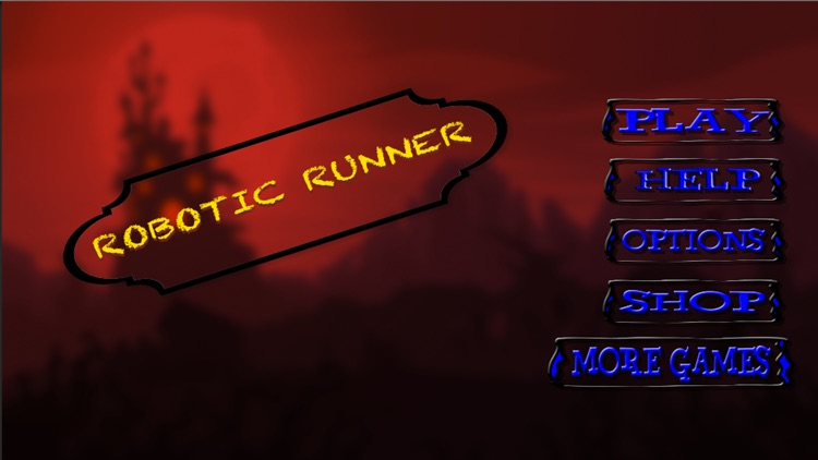 Robotic Runner screenshot-0