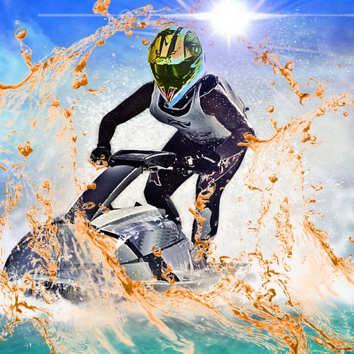 A Water Adrenaline Race - JetSki Sports Immerse