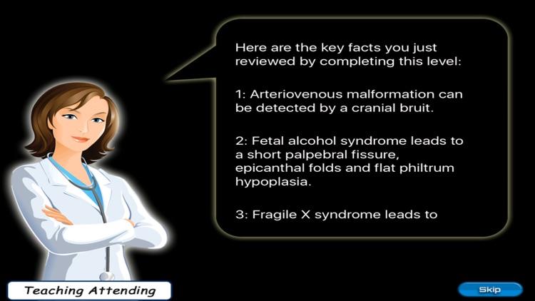 Neurology Rotation & Clinical Gross Neuroanatomy Review Game LITE (SCRUB WARS)