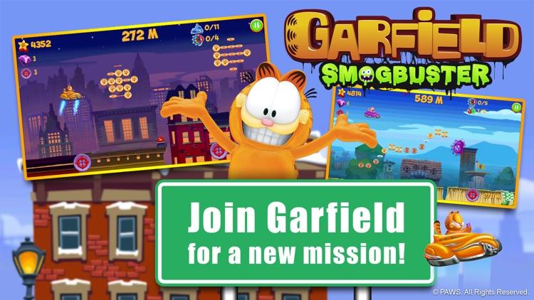 Garfield Smogbuster screenshot-0