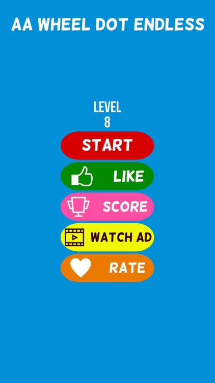 Aa Wheel Dot Endless Games - Crazy Swirl Lucky Circle Ultimate Level screenshot-3