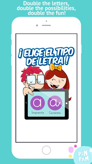 download Learn to read and write the vowels in Spanish - Preschool learning games - iPhone apps 4