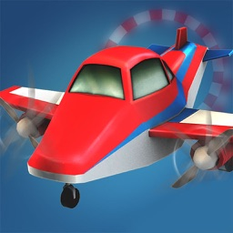 Dr Plane Driving Obstacle Course Training Airpot Free Racing Games