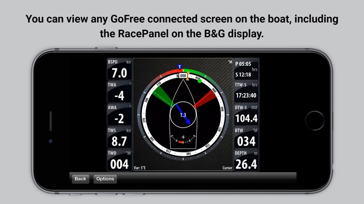 Lowrance GoFree Controller & Viewer screenshot-3