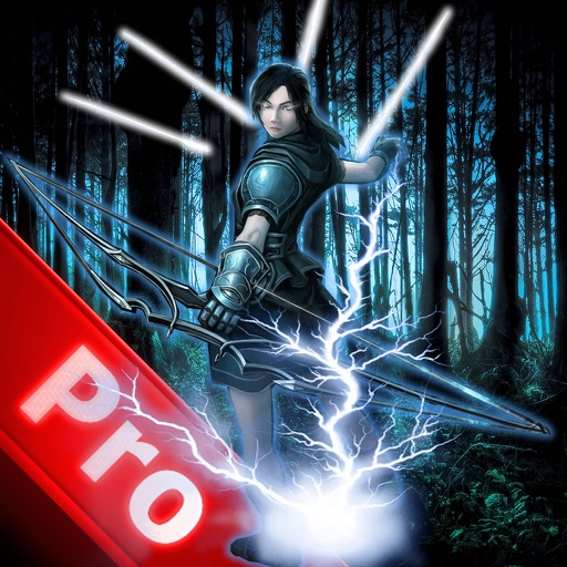 Arrow Luminescent Pro - Archery Top Best Game