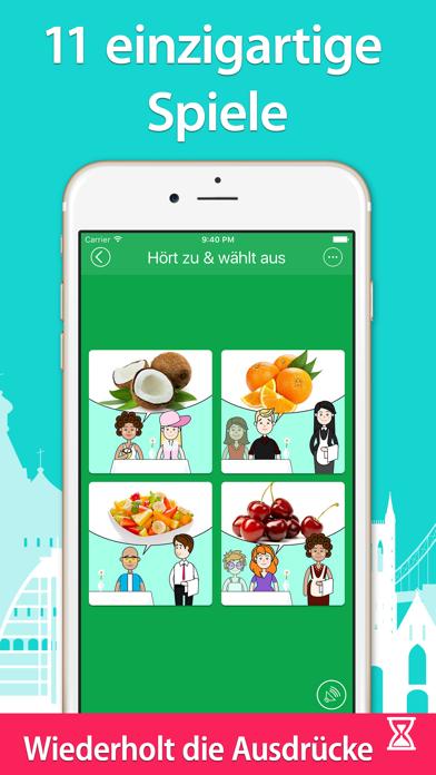 5000 Sätze - Deutsche Sprache Lernen - KostenlosScreenshot von 4