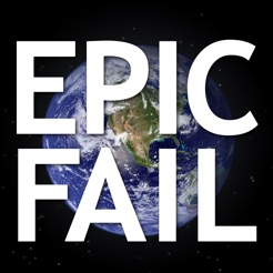 epic fail for iphone ipod and ipad on the app store