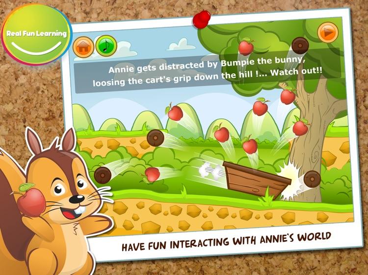Annie's Picking Apples 2 screenshot-0