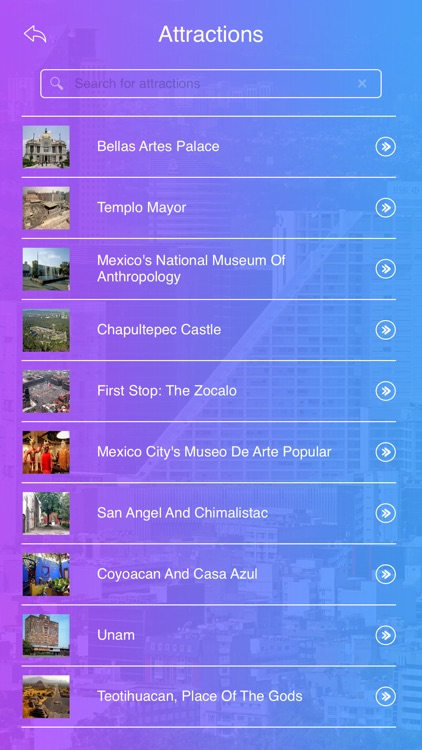 Mexico City Guide screenshot-2