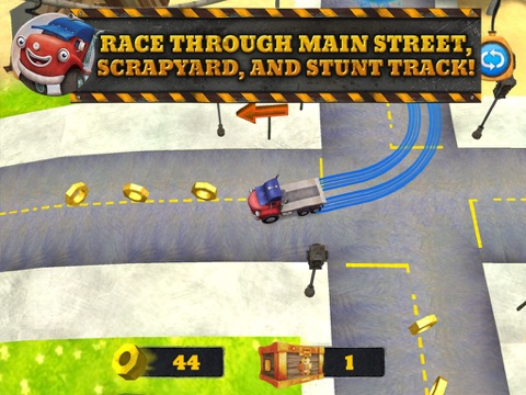 Скачать Trucktown: Test Drive
