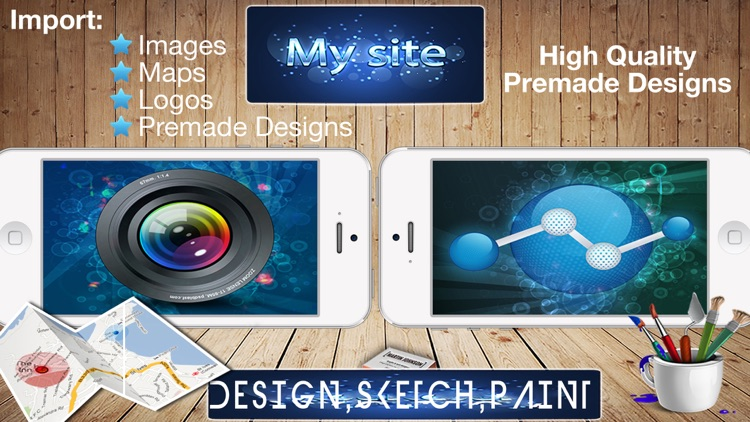 Design & Flyer Creator - Make Designs and Posters