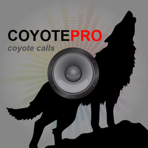 REAL Coyote Hunting Calls - Coyote Calls & Coyote Sounds for Hunting (ad free) BLUETOOTH COMPATIBLE app
