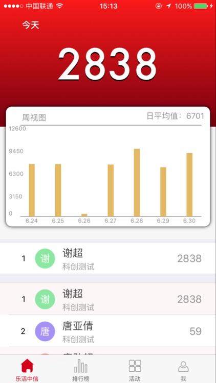 乐活中信 screenshot-1