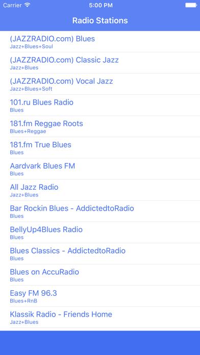 点击获取Radio Channel Blues FM Online Streaming