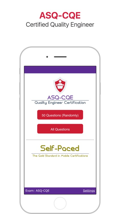 ASQ-CQE: Quality Engineer Certification by Self-Paced Software ...