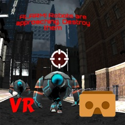VR Robot Attack 3D