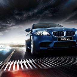 HD Car Wallpapers - BMW M5 Edition